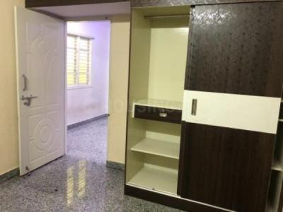 Gallery Cover Image of 550 Sq.ft 1 BHK Independent Floor for rent in BTM Layout for 9000