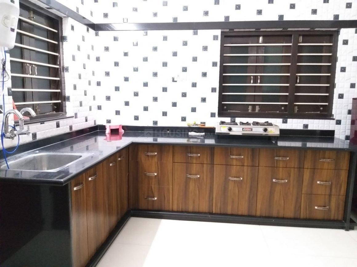 Kitchen Image of 1269 Sq.ft 2 BHK Apartment for rent in Bodakdev for 21500