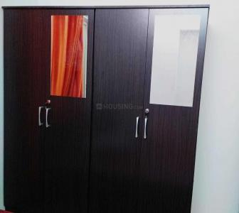 Bedroom Image of 301, A2, Rosa Gardenia, Kasarvadavali, Ghodbunder Road, Thane in Thane West