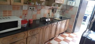 Kitchen Image of Clean And Hygiene PG in Vaibhav Khand