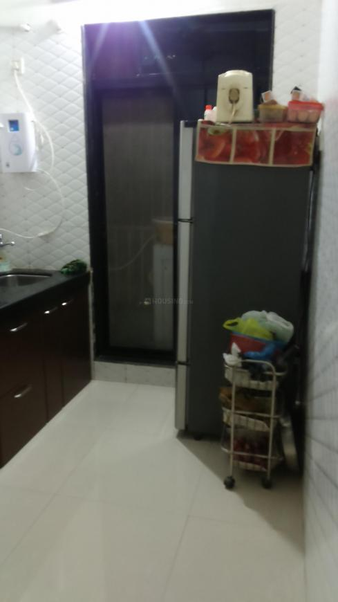 Kitchen Image of 560 Sq.ft 1 BHK Apartment for buy in Ambivli for 3500000