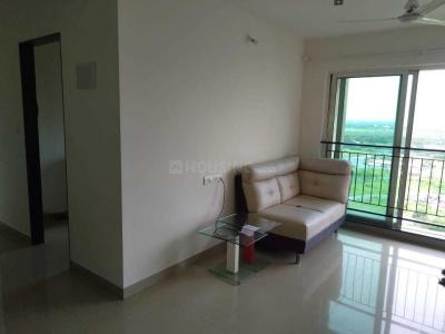 Gallery Cover Image of 950 Sq.ft 2 BHK Apartment for rent in Rustomjee Urbania Azziano, Thane West for 26000