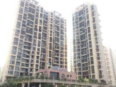 Gallery Cover Image of 1210 Sq.ft 2 BHK Apartment for buy in Tharwani's Riviera, Kharghar for 9500000