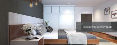 Gallery Cover Image of 1389 Sq.ft 3 BHK Apartment for buy in Hero Homes Gurgaon, Sector 104 for 9699200