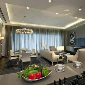 Gallery Cover Image of 1995 Sq.ft 3 BHK Apartment for buy in Ajnara Ambrosia, Sector 118 for 9100000