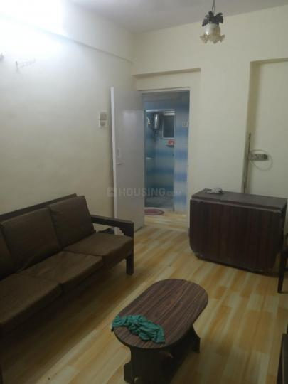 Living Room Image of 550 Sq.ft 1 BHK Apartment for rent in Andheri East for 27000