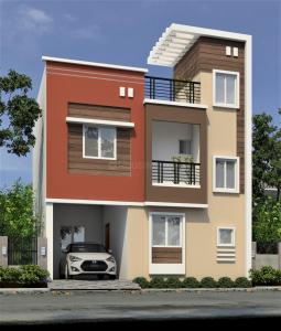 Gallery Cover Image of 1280 Sq.ft 3 BHK Independent House for buy in Korattur for 5600000