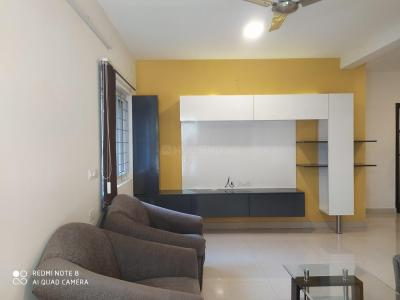 Gallery Cover Image of 1400 Sq.ft 2 BHK Apartment for rent in Indira Nagar for 45000