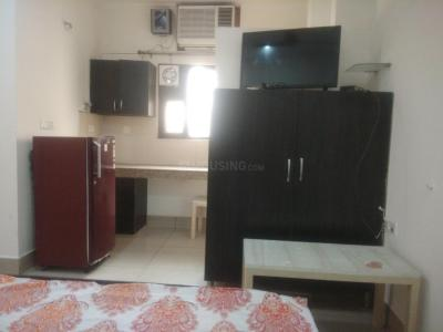 Gallery Cover Image of 240 Sq.ft 1 RK Independent Floor for rent in Sector 49 for 13000