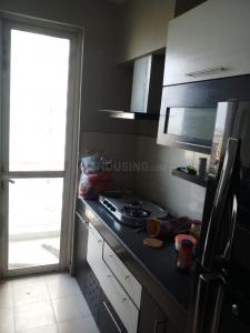 Gallery Cover Image of 2200 Sq.ft 3 BHK Apartment for rent in Tata Eden Court Primo, New Town for 35000