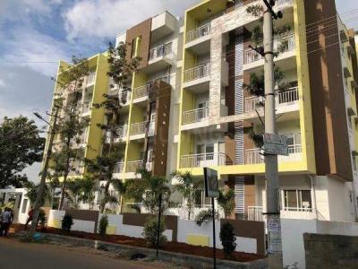 Gallery Cover Image of 1395 Sq.ft 3 BHK Apartment for buy in Krishnarajapura for 5300000