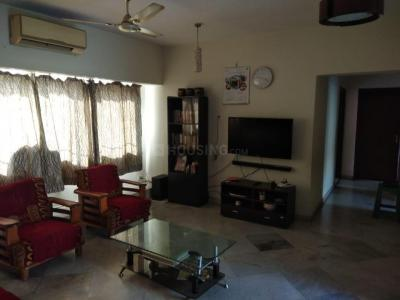 Gallery Cover Image of 1500 Sq.ft 3 BHK Apartment for rent in Seawoods for 72500