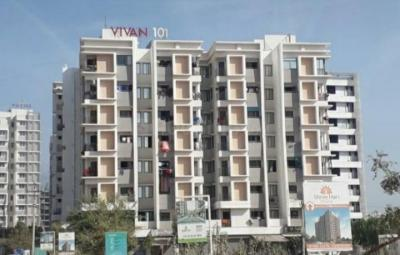 Gallery Cover Image of 1170 Sq.ft 2 BHK Apartment for buy in Vivan 79, Zundal for 3350000