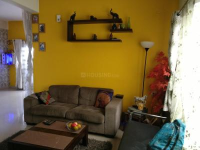 Gallery Cover Image of 1150 Sq.ft 2 BHK Apartment for rent in Satwi Clarinet, Kalkere for 17000