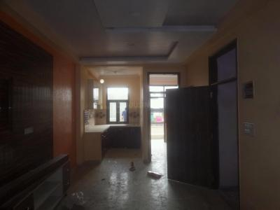 Gallery Cover Image of 900 Sq.ft 3 BHK Independent Floor for rent in Mahavir Enclave for 15000