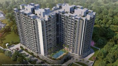 Gallery Cover Image of 1150 Sq.ft 2 BHK Apartment for buy in Puravankara Aspire, Bavdhan for 8050000