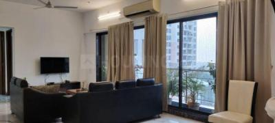 Gallery Cover Image of 3000 Sq.ft 4 BHK Apartment for rent in Yayati Apartment, Seawoods for 80000