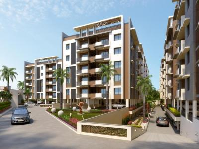 Gallery Cover Image of 1770 Sq.ft 3 BHK Apartment for buy in AR Green Valley, Kondapur for 10789000