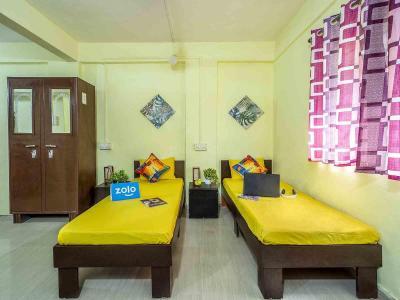 Bedroom Image of Zolo Floyd in Hinjewadi