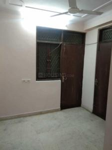 Gallery Cover Image of 450 Sq.ft 1 BHK Independent Floor for rent in Govindpuri for 7500