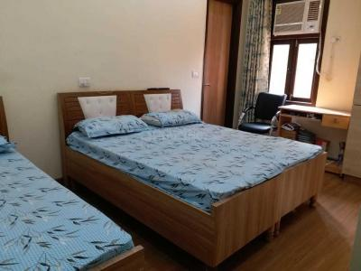 Bedroom Image of Andhra PG in Malviya Nagar