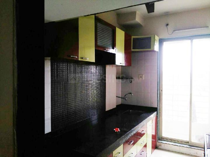 Kitchen Image of 985 Sq.ft 2 BHK Apartment for rent in Badlapur West for 7200