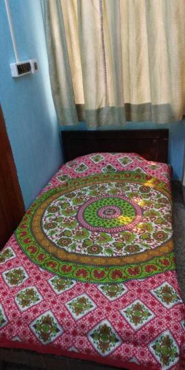 साल्ट लेक सिटी में श्री अलाया पीजी के बेडरूम की तस्वीर