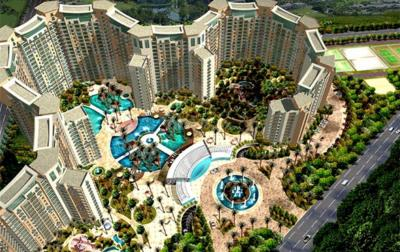 Gallery Cover Image of 1840 Sq.ft 3 BHK Apartment for buy in Uppal Plumeria Garden Estate, Omicron III Greater Noida for 5000000