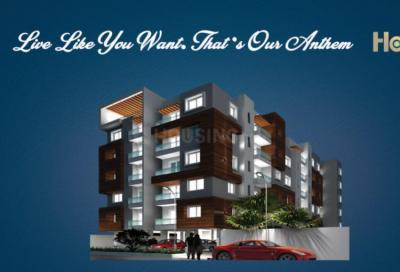 Gallery Cover Image of 802 Sq.ft 2 BHK Apartment for buy in Alandur for 5606000