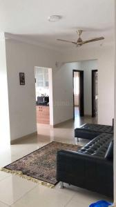 Gallery Cover Image of 1250 Sq.ft 2 BHK Apartment for rent in Hebbal for 32000