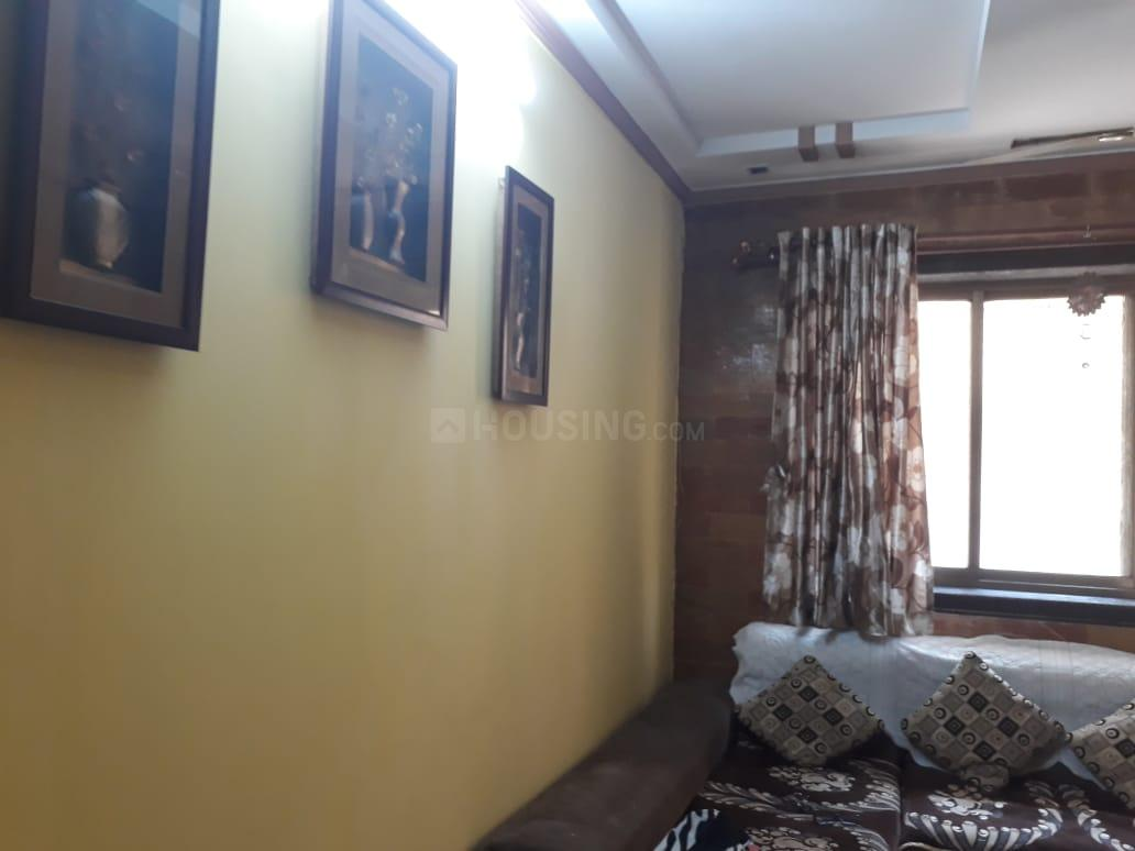 Bedroom Image of 600 Sq.ft 1 BHK Apartment for rent in Kalyan East for 9000