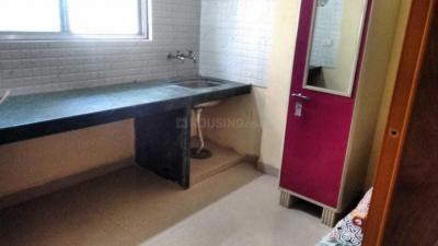 Kitchen Image of Karewell PG in Kharadi