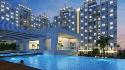 Gallery Cover Image of 1662 Sq.ft 3 BHK Apartment for buy in Goel Glitz G, Undri for 8598000