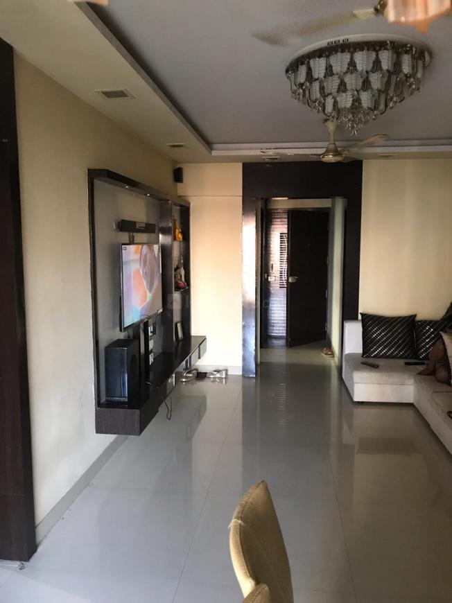 Living Room Image of 1050 Sq.ft 2 BHK Apartment for rent in Andheri West for 60000
