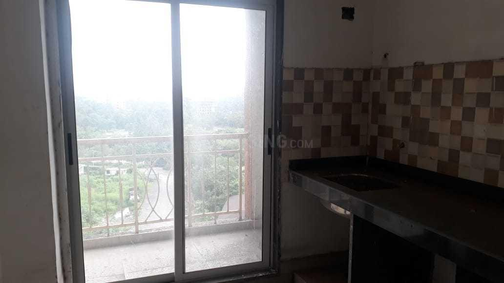 Kitchen Image of 995 Sq.ft 2 BHK Apartment for rent in Bhiwandi for 9000