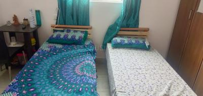Bedroom Image of Arshiya PG in Thoraipakkam