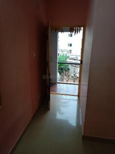 Gallery Cover Image of 600 Sq.ft 1 BHK Independent Floor for rent in Hebbal Kempapura for 9000