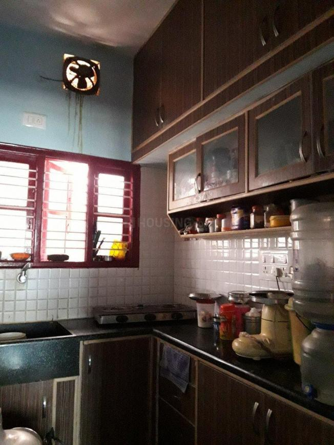 Kitchen Image of 800 Sq.ft 2 BHK Independent House for buy in Ramamurthy Nagar for 6400000