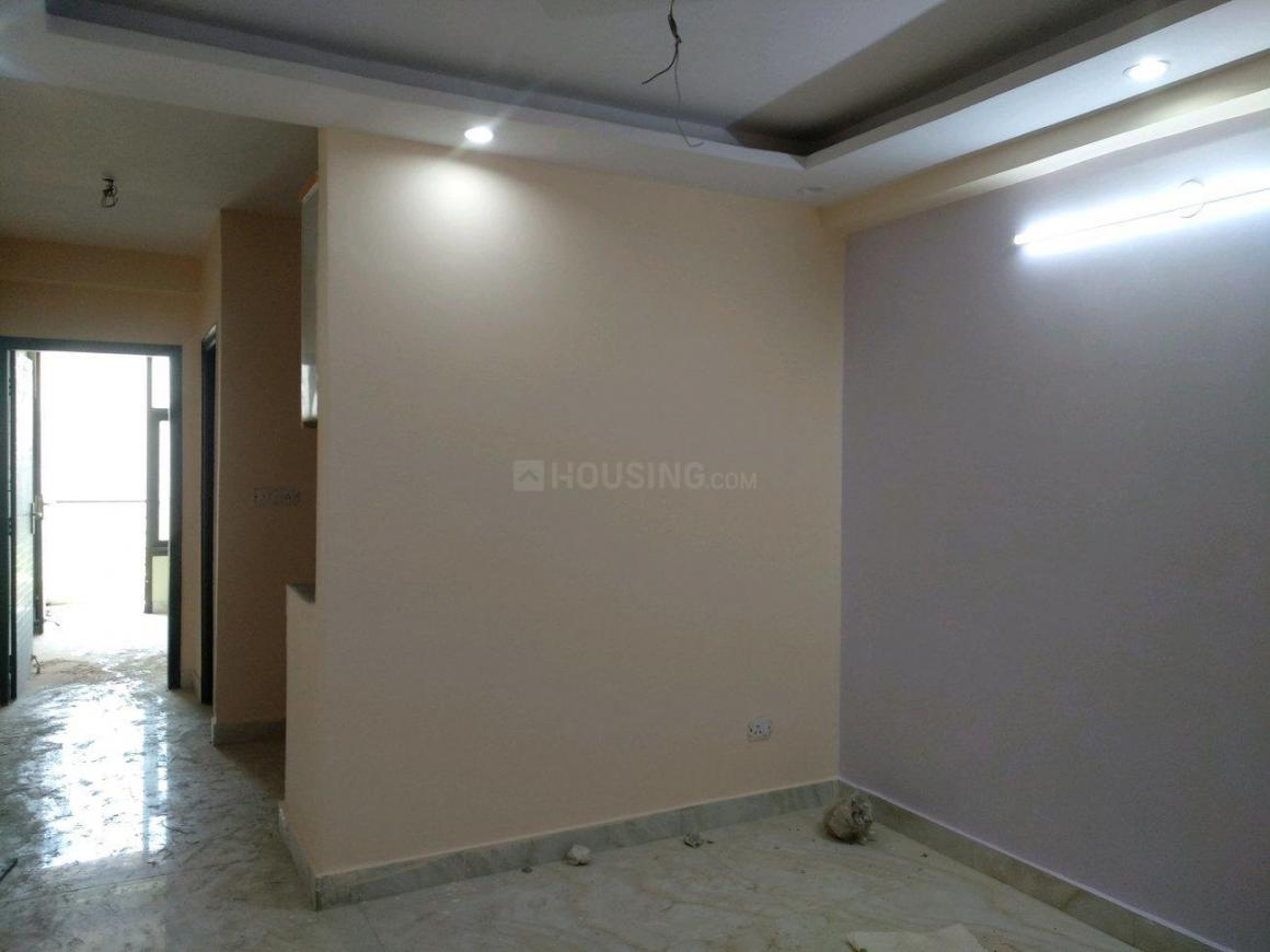 Living Room Image of 499 Sq.ft 1 BHK Apartment for buy in Chhattarpur for 1871000