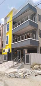 Gallery Cover Image of 1500 Sq.ft 1 BHK Independent House for rent in Manikonda for 13500