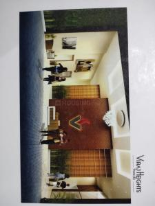 Gallery Cover Image of 674 Sq.ft 1 BHK Apartment for buy in V Raj Viraj Heights, Thane East for 16000000