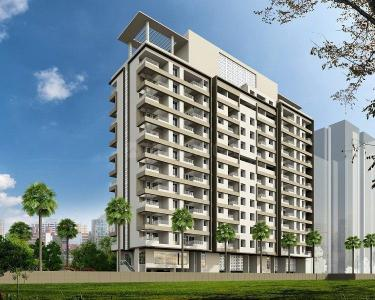Gallery Cover Image of 485 Sq.ft 1 BHK Apartment for buy in Wakad for 3450000