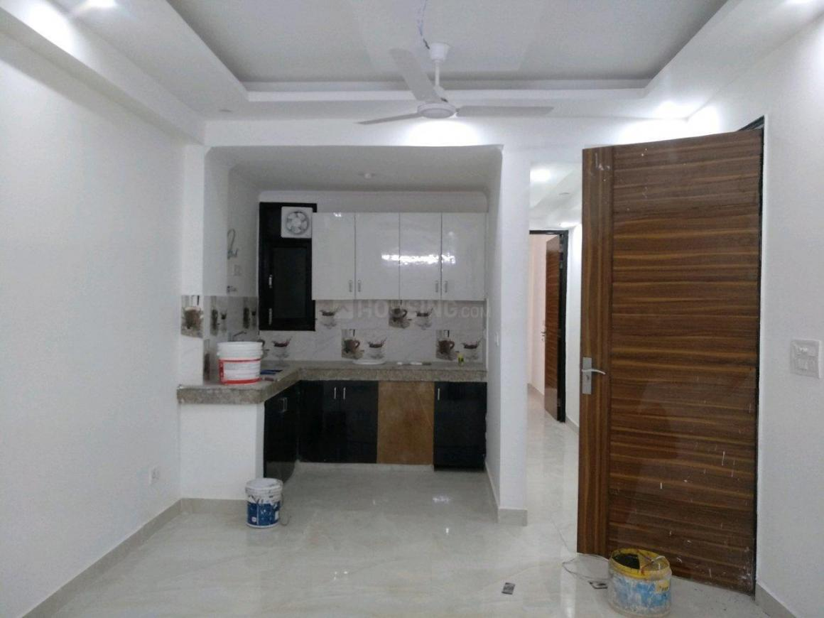 Living Room Image of 750 Sq.ft 2 BHK Apartment for rent in Chhattarpur for 14500