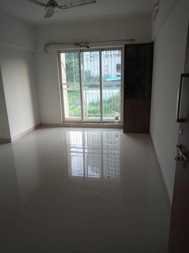 Living Room Image of 645 Sq.ft 1 BHK Apartment for rent in Shilphata for 12000