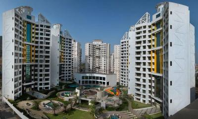 Gallery Cover Image of 1230 Sq.ft 2 BHK Apartment for rent in Kharghar for 26000