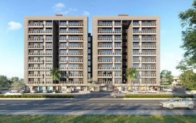 Gallery Cover Image of 1125 Sq.ft 2 BHK Apartment for buy in Palladian Greens, Bopal for 4200000