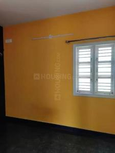 Gallery Cover Image of 600 Sq.ft 1 BHK Independent Floor for rent in Rayasandra for 9000