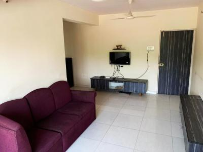 Gallery Cover Image of 840 Sq.ft 2 BHK Apartment for rent in Jheel Darshan Apartment, Powai for 47000