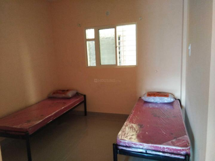 Bedroom Image of Pavani PG in Kharadi