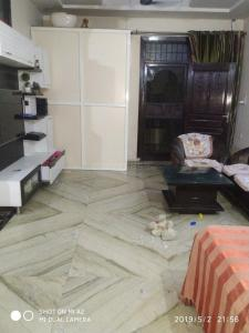 Gallery Cover Image of 112 Sq.ft 1 BHK Independent Floor for rent in Shakti Khand for 7000